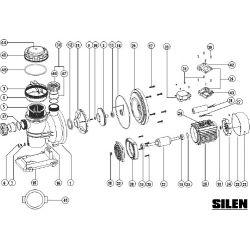 Garniture mécanique pour pompe SILEN de Espa