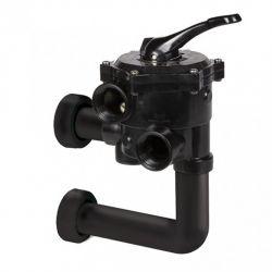 """Vanne Multivoies 1""""1/2 pour filtre triton TR40 & TR60"""