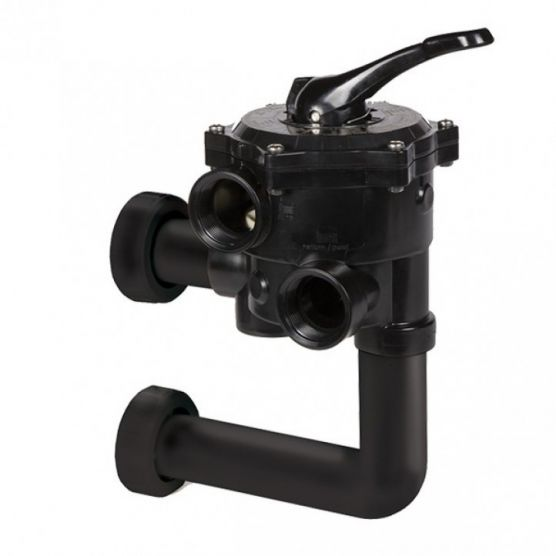 """Vanne Multivoies 2"""" pour filtre triton TR100 & TR140"""